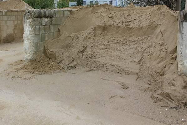Livraison de sable en r gion rh ne alpes vente mat riaux de construction rh - Livraison materiaux de construction ...